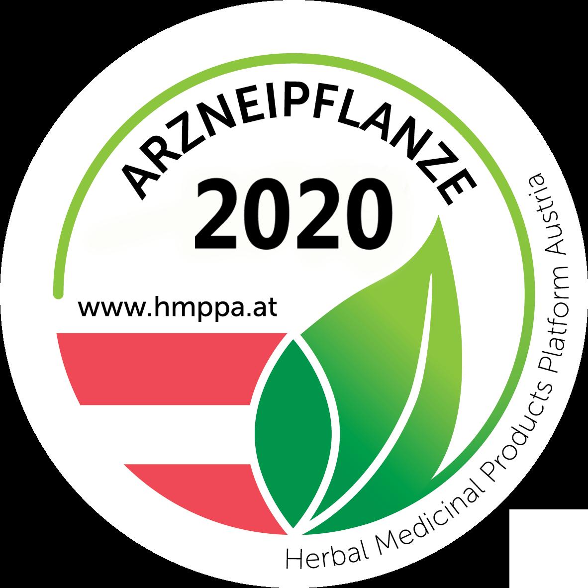 Arzneipflanze 2020 Logo